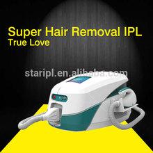 permanent hair removal / portable ipl shr pain free / painless shr ipl laser beauty machine