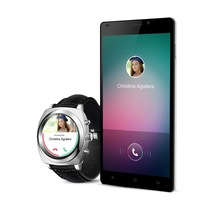 Fashion Mobile phone accessories CE ROHS Smart watch with Heart rate sensor