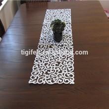 Modern Design Felt Table Runner