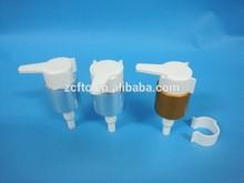 24/410 matt gold and shiny silver lotion dispenser pump,. lotion sprayer pump
