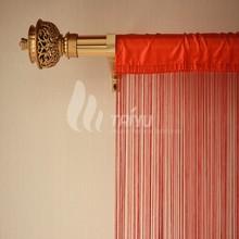Red wedding style kitchen door air curtain