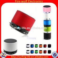 Fashion advertising gift customized mini s10 speaker as Pilot-- gift