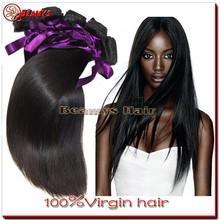 Beamys full cuticle bouncy hair, wholesale virgin brazilian hiar