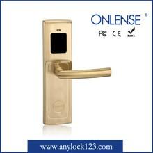 Digital keyless swipe cards and door locks