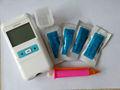 Portátil analizador de la orina pua-120