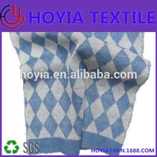 China Shanghai 1/31NM 13% linen 73 % viscoseblended viscose knitted yarn