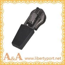 #3 fashion nylon slider with black nickel A/L