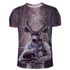 hot sale dye sublimation custom t shirt printing
