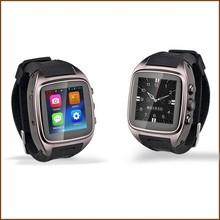 3G WIFI Waterproof Android 4.2.2 3g dual sim card watch mobile phone