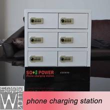 2015 new arrival smart locker tablet pc battery charger 12v 24v 36v 48v