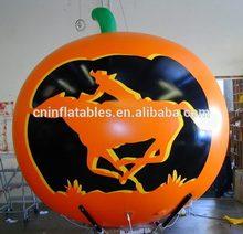 Hot sale giant halloween decoration inflatable pumpkin