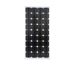 High quality CE ROHS solar dc ac 50hz 2kw solar panel price 130w