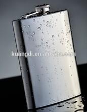 usa 7oz stainless steel hip flask