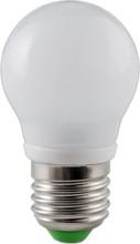 ceramic radiator wide beam angle led light lamp base e27 5w led bulb manufacturing