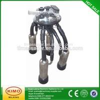 plastic milk claw 240ml unit/Cow Milking Unit/Cow Milking Cluster Set