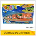 navio de brinquedos a pilhas brinquedo modelo de navio de bateria operado barco oc0199053