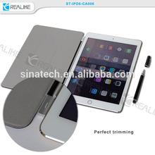 For apple ipad 6 case,for apple ipad 6 pu leather case,for ipad 6 pu leather printing case