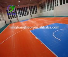 popular PP interlocking basketball sports floor