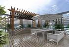 Aluminum Alloy Frame Grape Trellis /pavilion/house