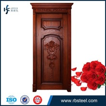 LEFFECK wholesale high quality interior door solid oak with best price