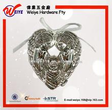Selling Popular Heart Shape Ornament For Christmas