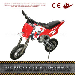 High quality handle-power mini moto 49cc