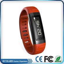 Alarm Clock Smart Barcelet Bluetooth Pedometer Watch