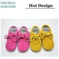 Personalizzare bambino morbida suola scarpe alta- qualità fine scarpe di cuoio mocassini stivali per il bambino