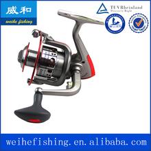 Newest best fishing reels for fishing equipment 6BB ball bearings fishing spinning reels SK6000