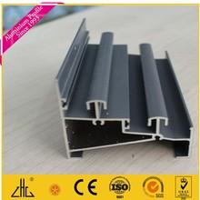 Mode de revêtement en poudre pour la fenêtre en aluminium d'extrusion, profil en aluminium enduit de poudre fournisseur./vendeur/fabrication/direct d'usine