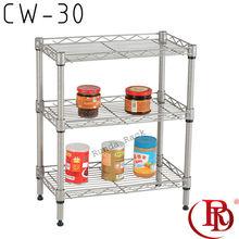 cabinet shelf edge free standing vegetable for kitchen tool rack