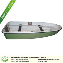 High quality OEM thermoforming fiberglass fishing boat