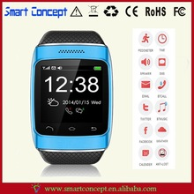 Made in China Wrist Watch Latest Wrist Watch Mobile Phone For Samsung/Huawei/Blackberry