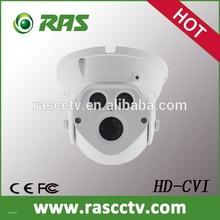 Waterproof Led Metal CCTV Camera 2PCS Array of Infrared Light