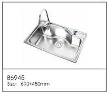 /b6945 dispersore di cucina tappo lavello rustico lavelloin acciaioinox da cucina