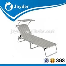 Cheap latest leisure rattan sun lounger