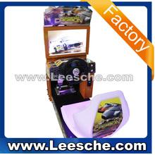 LSC-005 new model video game console simulator driving car racing game machine street basketball arcade game machine