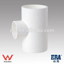 PVC reducing tee australian standard