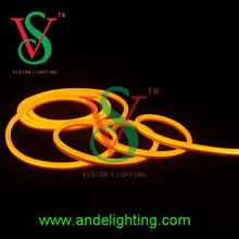 Color changing led neon rope light for home ornament outdoor use
