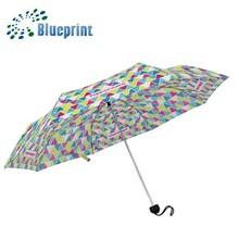 ODM Custom Light Cheap Promo Umbrella With Manual Open China Supplier