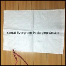 White Woven Polypropylene Sandbags Sacks Flood Defence Sand Bags