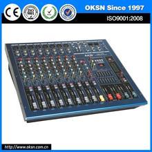 Brand new YM6USB audio broadcast digital mixer with low price