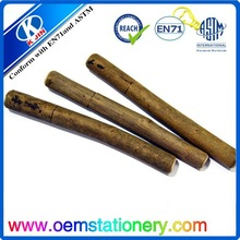 eco friendly wooden ball point pen for gift