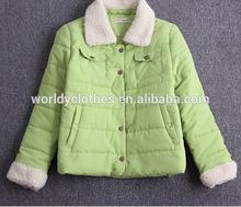 2015Attractive Women Winter Korean fashion short double package lamb wool thickening warm lady /women coat