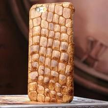 Genuine leather phone case for iphone 6 6 plus