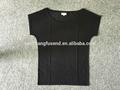 verano 2015 viscosa camiseta sin mangas para las mujeres