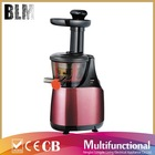 2015 New design and more juice yield 2 speed stainless steel juicer