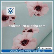 cotton fabric elastic knit 240cm width