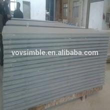 Solid surface resin sheet, poly resin sheet, alabaster sheet