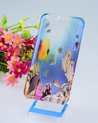 Custom design printed mobile phone case water printing case for iPhone 6 plus